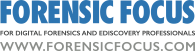 Forensic Focus Logo with URL