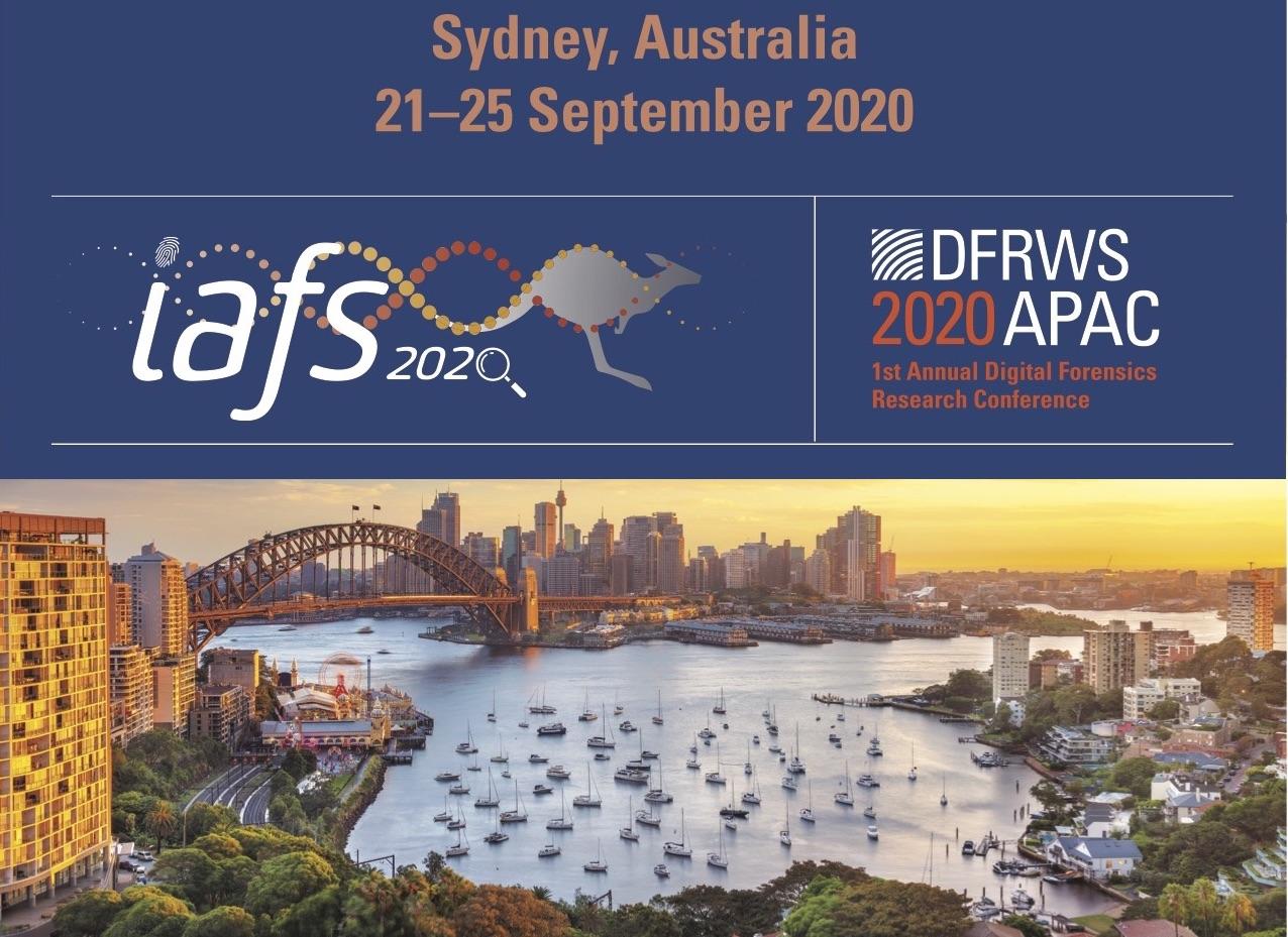 DFRWS APAC 2020 logo