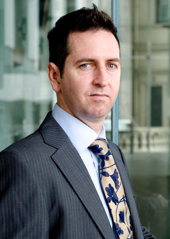 Dr Bradley Schatz